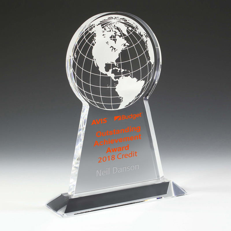 Tall Globe Award (Screen)