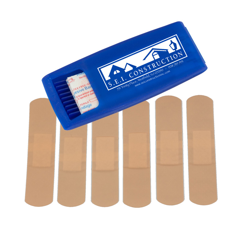 6 Piece Bandage Dispenser