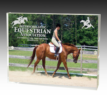 "Acrylic Magnetic Frame - 4"" x 6"" Insert (Screen)"