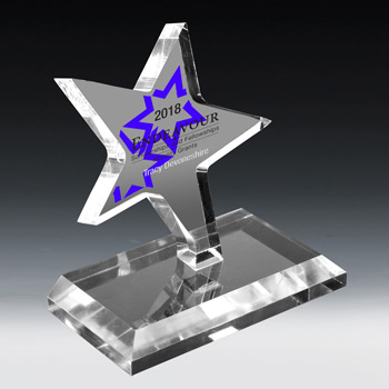 Dancing Star Award (Full Color)