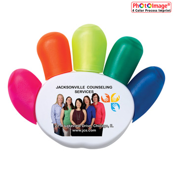 High 5 Highlighter (PhotoImage Full Color)