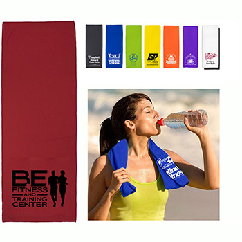 The Rainier' Cooling Towel
