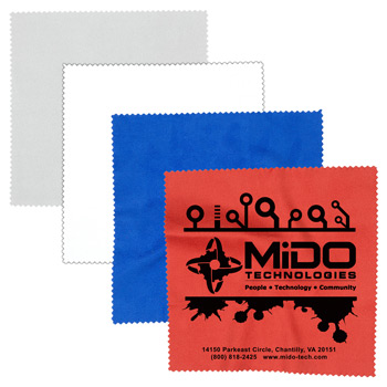 "Suede Cleaning Cloth & Screen Cleaner 6"" x 6"""