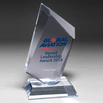 Large Summit Award (Laser)