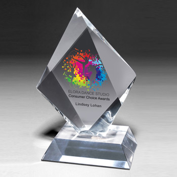 Medium Summit Award (Laser)