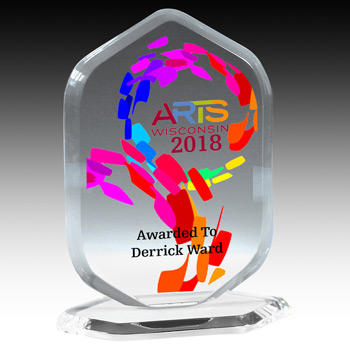 Ocean Series Acrylic Billboard Award (Screen)