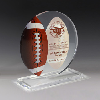 Football Achievement Award (Screen)