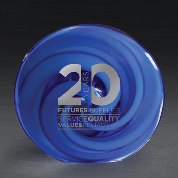 Azurian Art Glass Awards