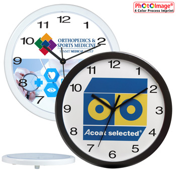 "12""? Economy Oversized Wall Clock"